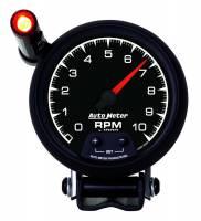 Tachometers - Shift Light Tachometers - Auto Meter - Auto Meter ES Tachometer - 3 3/4 in.
