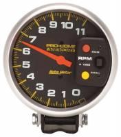 "Memory Tachometers - Pedestal Memory Tachs - Auto Meter - Auto Meter 11,000 RPM Pro-Comp 5"" Monster Memory Tachometer"