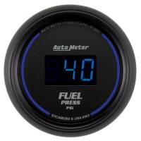 Gauges - Digital Fuel Pressure Gauges - Auto Meter - Auto Meter Cobalt Digital Fuel Pressure Gauge - 2-1/16 in.