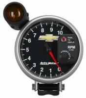"Standard Tachometers - In-Dash Standard Tachs - Auto Meter - Auto Meter 5"" 10.000 RPM Tach - GM COPO Camaro"