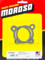 Oil Filters Adapters & Mounts - Remote Oil Filter Bypass Adapters - Moroso Performance Products - Moroso Flat Gasket