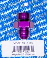 Fittings & Hoses - MagnaFuel - MagnaFuel AN Flare-To -Straight Port Adapter -6 to -10