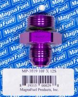 Fittings & Hoses - MagnaFuel - MagnaFuel AN Flare-To -Straight Port Adapter -10 to -12