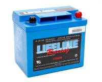Ignition & Electrical System - Lifeline Racing Batteries - Lifeline Batteries AGM Heavy Duty Deep Cycle Racing Battery - 12 Volt