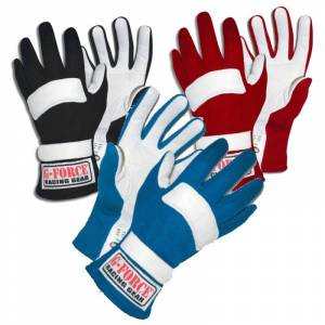 Racing Gloves - G-Force Gloves - G-Force G5 Racing Gloves - $44.99