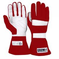 Crow Enterprizes - Crow Standard Nomex® Driving Glove - Red