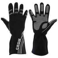Shop All Auto Racing Gloves - Crow All-Star Nomex® - $65.87 - Crow Enterprizes - Crow All-Star Nomex® Driving Glove - Black