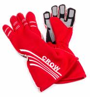 Crow Enterprizes - Crow All-Star Nomex® Driving Glove - Red