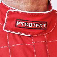 Pyrotect Ultra-1 Auto Racing Suit - Adjustable Collor