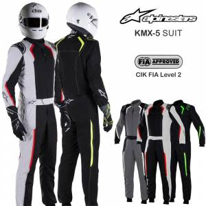 Alpinestars KMX-5 Karting Suits - $399.95