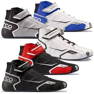 Racing Shoes - Sparco Racing Shoes - Sparco Formula RB-8 Shoe - CLEARANCE $229.88