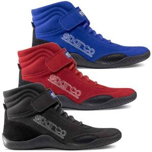 Racing Shoes - Shop All Auto Racing Shoes - Sparco Race - $79.88 Clearance
