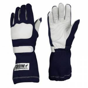 Racing Gloves - Crow Gloves - Crow Wings Nomex® Driving Gloves - $59.95