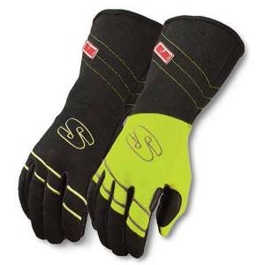 Racing Gloves - Shop All Auto Racing Gloves - Simpson Hi-Vis - $129.95