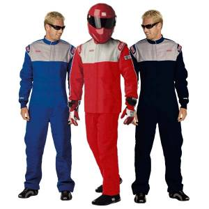 Safety Equipment - Driver Safety Packages - 2-Piece Suit Driver Safety Package