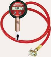 Shock Accessories - Shock Fill Tools & Pressure Gauges - Longacre Racing Products - Longacre Digital Shock Inflator - 300 PSI
