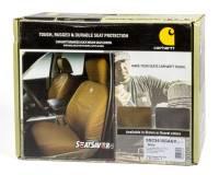 CoverCraft - CoverCraft Carhartt SeatSaver Seat Cover Front Row - Ford Fullsize Truck 2011-16