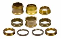 "DMI - DMI 0.375/0.750/1.000/2.000"" Straight Axle Spacer Kit 1.250/2.000/2.500"" Tapered/Splined"