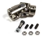 "Recently Added Products - Flaming River - Flaming River Single Joint Steering Universal Joint 3/4"" Double D to Flaming River Pyramid"