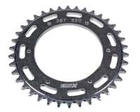 "M&W Aluminum Products - M&W Aluminum Products 38-Tooth Axle Sprocket 5.25"" Bolt Pattern"