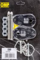 "Hardware and Fasteners - OMP Racing - OMP Racing 10 mm x 4"" Long Hood Pin Aluminum"