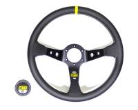 Recently Added Products - OMP Racing - OMP Racing Corsica Steering Wheel 350 mm Diameter