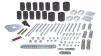 "Performance Accessories - Performance Accessories 3"" Lift Body Lift Front Bumper Brackets - Toyota Truck 1989-95"