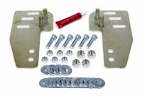 "Installation Accessories - Bumper Installation Kits - Performance Accessories - Performance Accessories 2 to 3"" Lift Bumper Bracket Rear"