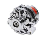 Recently Added Products - Powermaster Motorsports - Powermaster Motorsports CS130 Alternator 140 amp - 6 Rib Serpentine Pulley - Straight Mount
