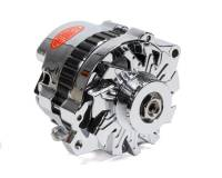 Recently Added Products - Powermaster Motorsports - Powermaster Motorsports CS130 Alternator 140 amp - Single V-Belt Pulley - Straight Mount