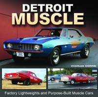 Books, Video & Software - Entertainment Books - S-A Books - Detroit Muscle