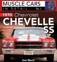 Recently Added Products - S-A Design Books - S-A Design Books Chevrolet Chevelle SS 1970 Book 96 Pages