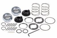 Recently Added Products - Yukon Gear & Axle - Yukon Gear & Axle Hardcore Locking Hub Kit Manual Locking 19 Spline