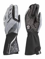 Racing Gloves - Kart Racing Gloves - Sparco - Sparco Motion KG-5 Karting Glove - Black