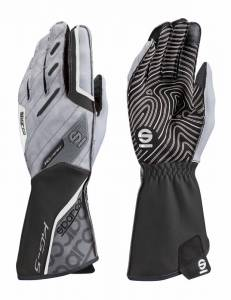 Karting Gear - Karting Gloves - Sparco Motion KG-5 Karting Glove - $64.99