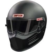 HOLIDAY SAVINGS DEALS! - Simpson Race Products - Simpson Bandit Helmet - Matte Black