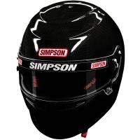 Simpson Helmets - Simpson Venator Helmet - PRICE DROP $599.95 - Simpson Race Products - Simpson Venator Helmet - Black