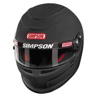 Simpson Helmets - Simpson Venator Helmet - PRICE DROP $599.95 - Simpson Race Products - Simpson Venator Helmet - Matte Black