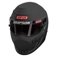 Simpson Helmets - Simpson Speedway RX Helmet - $699.95 - Simpson Race Products - Simpson Speedway RX Helmet - Matte Black