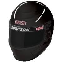 Simpson Helmets - Simpson Voyager 2 Helmet - $369.95 - Simpson Race Products - Simpson Voyager 2 Helmet - Black