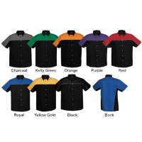 Tri-Mountain Racewear TMR Downshifter Shirts