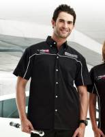TMR Downshifter Shirt - Black 908.BL