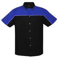 TMR Downshifter Shirt - Royal Blue / Black 908.IB