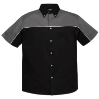 TMR Downshifter Shirt - Charcoal / Black 908.CH