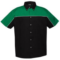 TMR Downshifter Shirt - Kelly Green / Black 908.KG