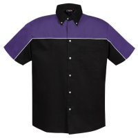 TMR Downshifter Shirt - Purple / Black 908.PU