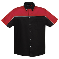 TMR Downshifter Shirt - Red / Black 908.RE