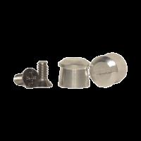 Tear-Offs - Tear-Off Buttons - Pulse Racing Innovations - Pulse Aluminum Tear Off Posts - Silver