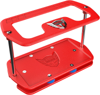 Battery Boxes, Trays and Components - Battery Trays - Savior Products - Savior Pro Case - Group 27 Battery - Red
