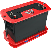Savior Products - Savior Pro Case - Group 27 Battery - Red - Image 2